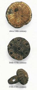 Історія появи ґудзиків