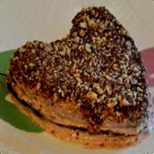 Смачний тортик до свята Валентина