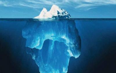Чому айсберг не тоне?