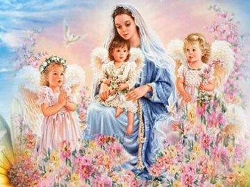 Свято Віри, Надії, Любові і матері Софії